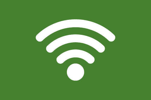 WiFi at Bedgebury Cafe